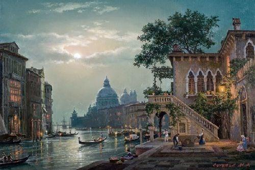"""""""Ночная Венеция"""""""