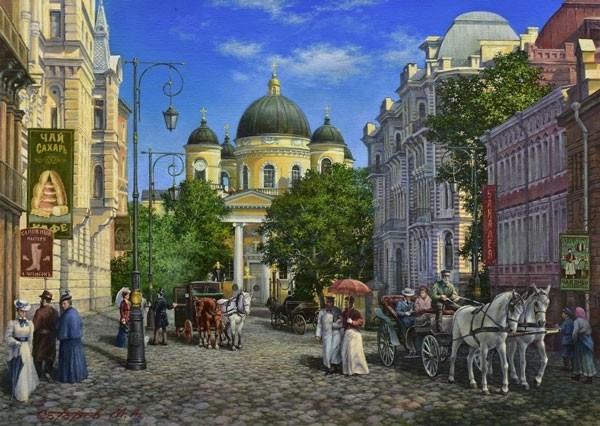 """Санкт-Петербург"""