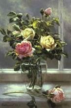 """""""Розы на окне"""""""