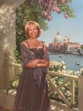 Портрет Ирины Верганской