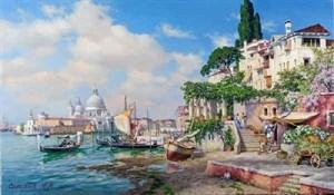 """""""Венецианская пристань"""""""