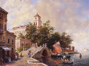 """""""Венецианский мостик"""""""