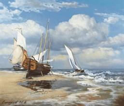 """""""Морской ветер"""""""