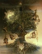 """Призрачное дерево"""